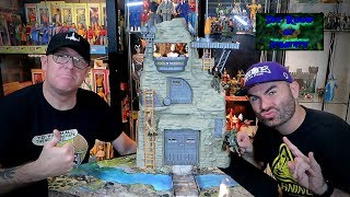 "Toy Room of Insanity---Episode 99 ""Lanard Corps Rock Mountain Stronghold Playset"""