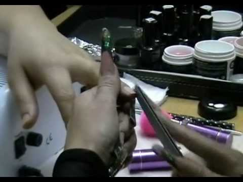 Алена свиридова маникюр