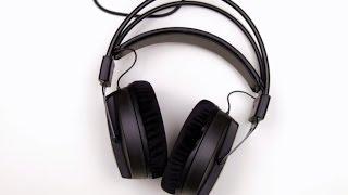 Моніторні навушники Pioneer HRM-7 - розпакування та огляд