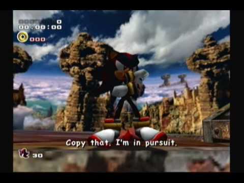 Sonic Adventure 2: Battle playthrough [Dark] [Part 7] |