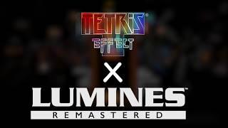 Tetris Effect x Lumines DLC Pack #1  -  SHININ' / Mondo Grosso  ♪