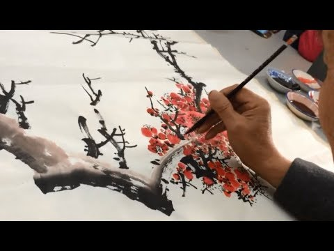 Download Class painting Chinese painting - first lesson
