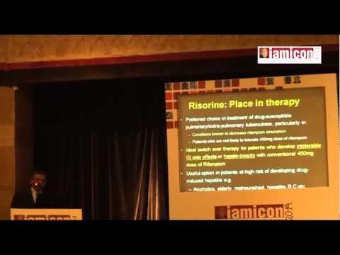 IAMICON 2014 - Agra: Recent Advancements in Tuberculosis