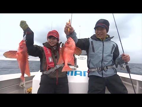 【釣り百景】#126 魚種の宝庫日本海を、スロー系ジギングで堪能する!
