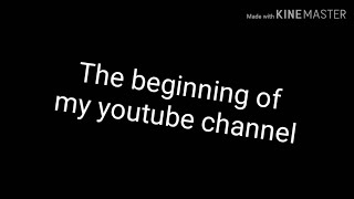 The beginning! | ROBLOX