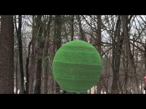 Jimmy Elliott - VIRAL VIDEO: 42,000 Match Sphere Gets Lit