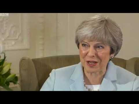 Marr interviews Theresa May 7/1/18 (Full Interview)