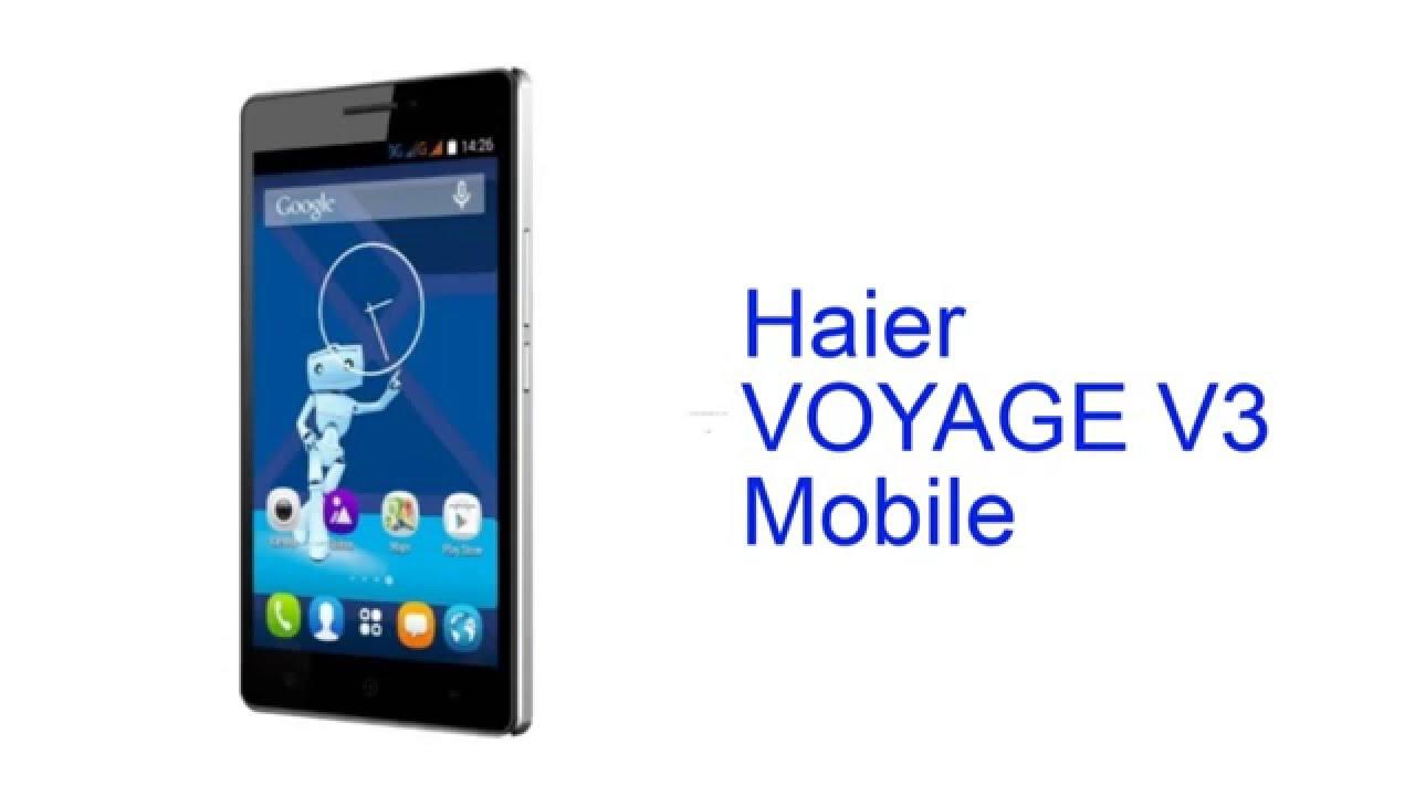 haier voyage v3 mobile india