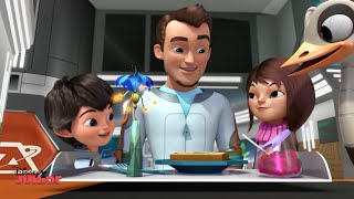 Miles From Tomorrow - Happy Captains Day - Official Disney Junior UK HD