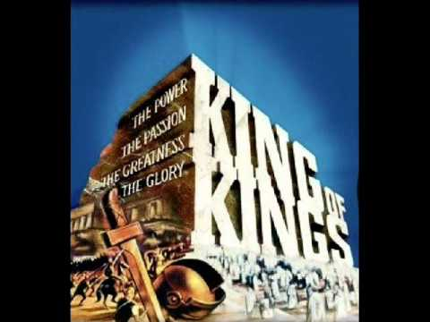 """Theme from """"King of Kings"""" (1961) - Miklos Rozsa"""