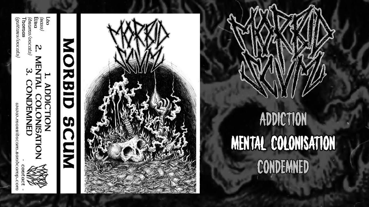 Morbid Scum - Demo CS FULL (2019 - Death Metal / Crust Punk / Stenchcore)