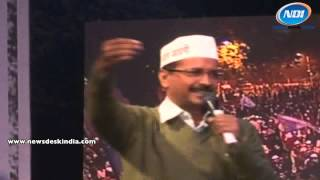 Santosh Bhartiya and Anuranjan Jha tried to defame AAP but failed: Arvind Kejriwal