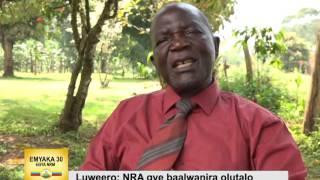 Emyaka 30 egya NRM: Ab'e Luweero bogedde ebyaliwo thumbnail