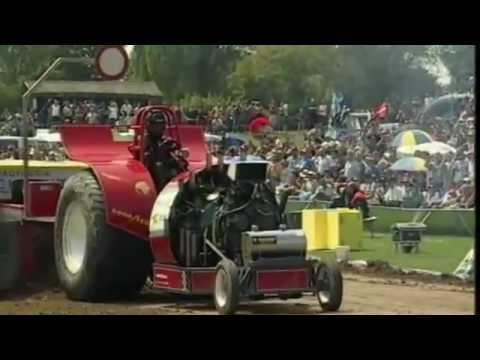 Giải Đua máy cày Tractor Pull Krumbach 2009
