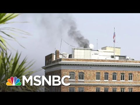 Why Was The Russian Consulate In San Francisco Burning? | All In | MSNBC