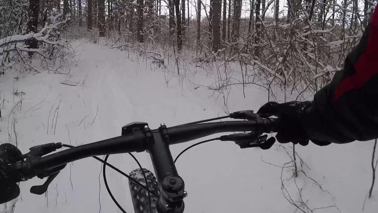 Framed Minnesota 2.0 Fat Bike: Review and test ride - YouTube