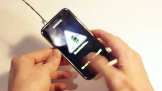 Samsung Galaxy S Download Mode USB dongle , Homemade unbrick jig