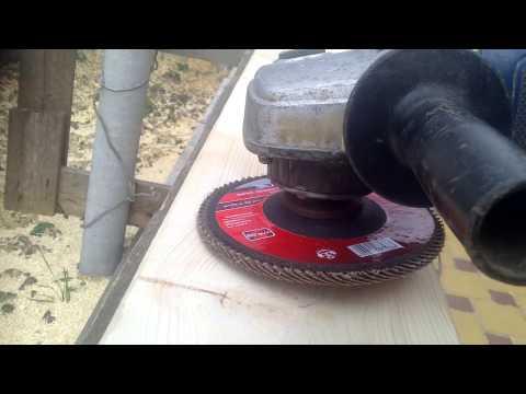 Шлифовка деревянного дома – компания Том Сойер