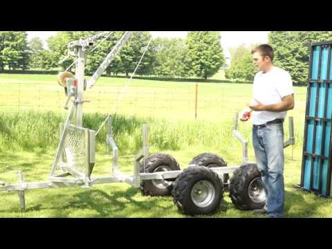 T-Rex ATV Trailer Promotional Video
