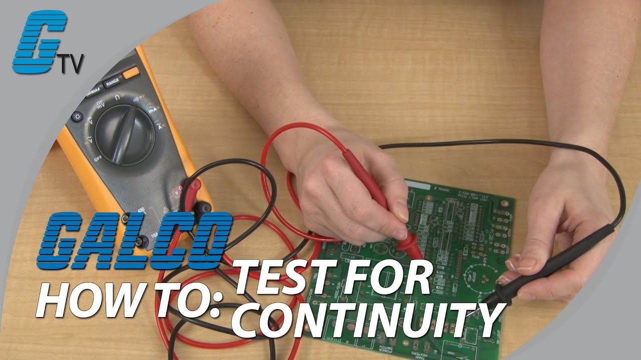 What Is Continuity And How To Test For It With A Multimeter Youtube Awardpedia Elenco Snap Circuits Lights Physics Kit
