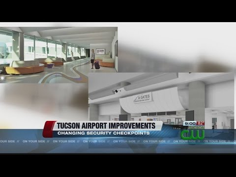 Changes coming to Tucson airport terminal
