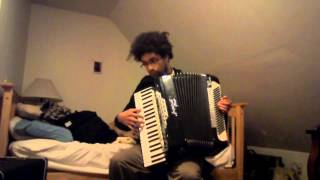 Sonic The Hedgehog 2 - Boss Theme Music (An Historic Accordion Cover)