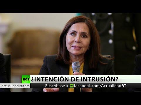 """Bolivia denuncia """"atropellos"""" de España por un incidente en la Embajada de México"""