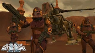 Star Wars Battlefront 2 Mod | Republic Heroes | Geonosis (Alpha)