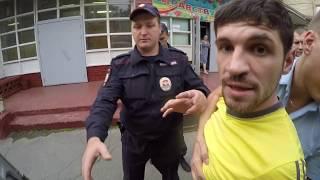 Какие к чёрту выборы в стране, где полиция не знает законов !?