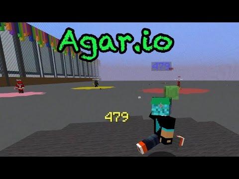 Minecraft / Agar.io Minigame / Radiojh Audrey Games