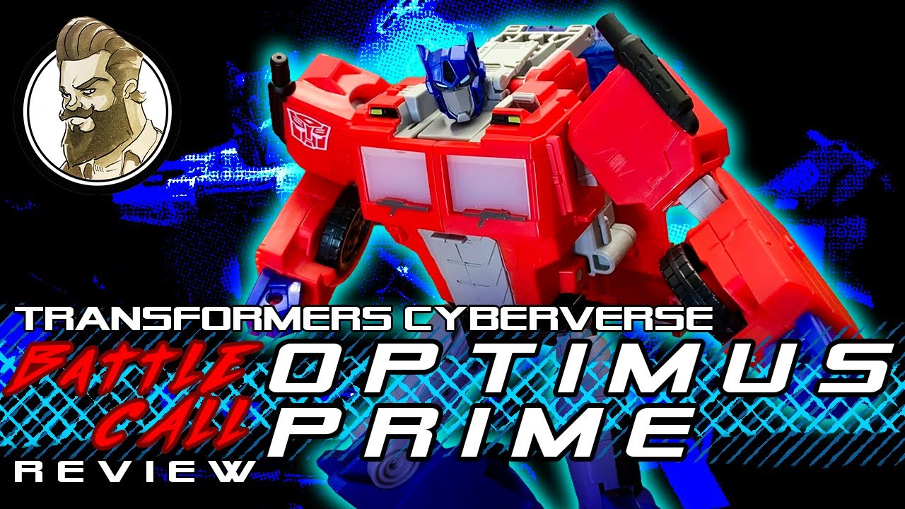 Battle Call Optimus Prime - Reporting For Duty By Ham Man