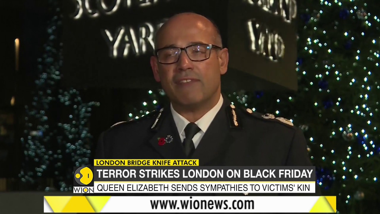 London Bridge attack: UK PM Boris Johnson visits attack site