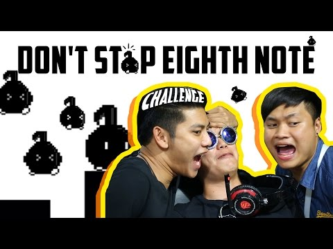 Thumbnail: The Snack แข่ง Don't Stop Eighth Note
