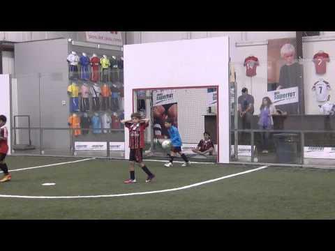 Golazo Soccer Youth League Boys( U7/U8 B)Final- Exel Academy(3)vs. Milan(1) 3/4 |