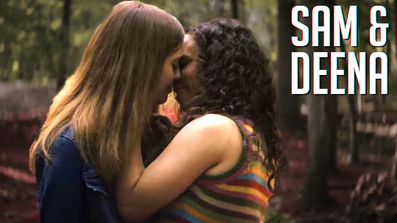 Sam & Deena True Love! Fear Street 1666 Reaction