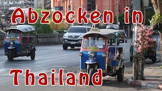 Abzockermaschen in Thailand 😱