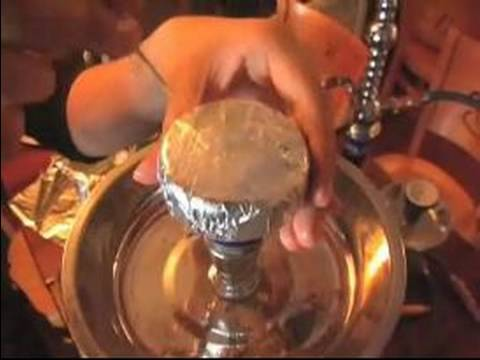 How to Smoke a Hookah : How to Set Up a Hookah