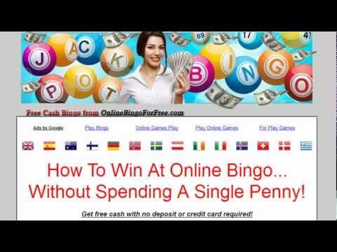 Free online bingo without registration