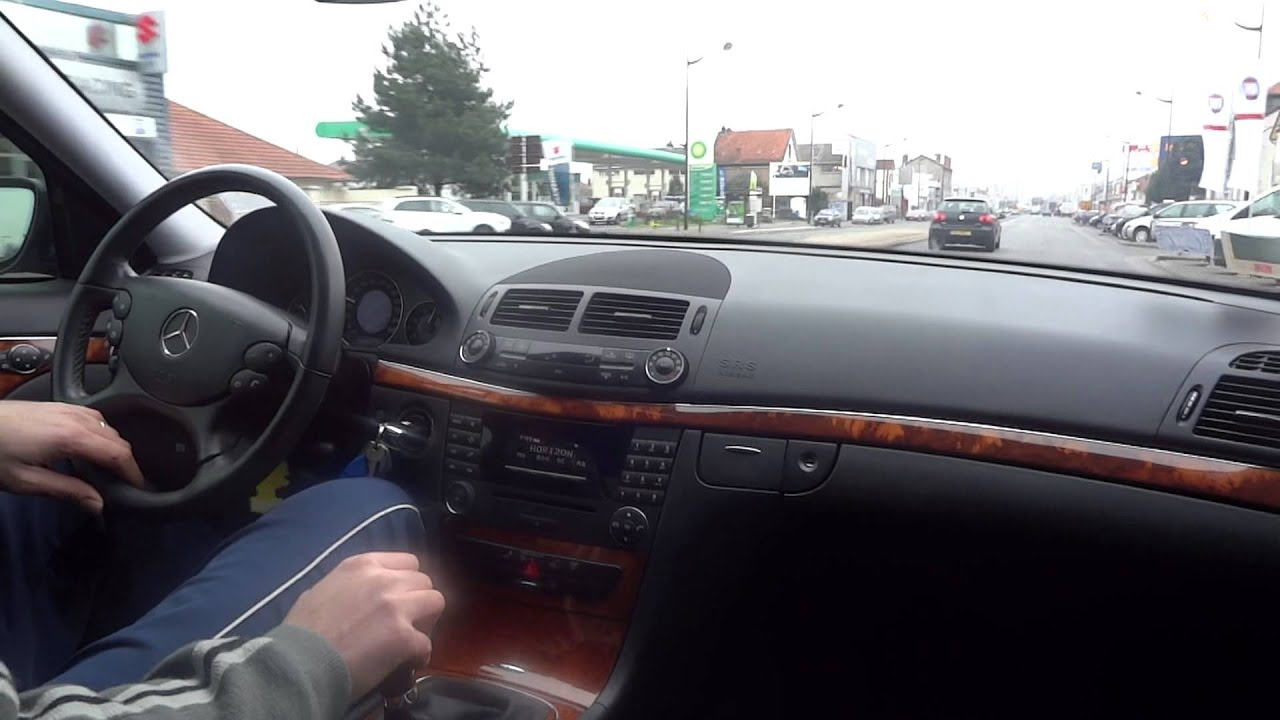 Ford Mondeo Mk3 1 8 SCi - Rainy Driving by Petr Venc