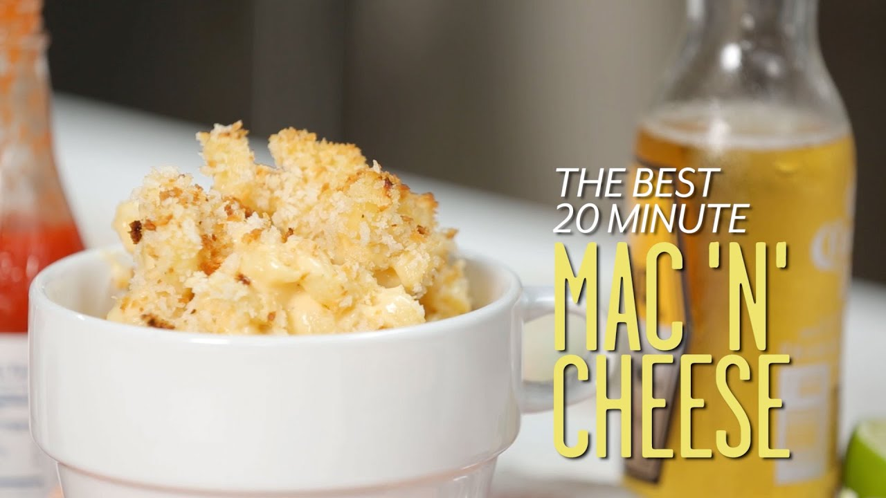 The only easy mac and cheese recipe youll need southern living the only easy mac and cheese recipe youll need southern living youtube forumfinder Image collections