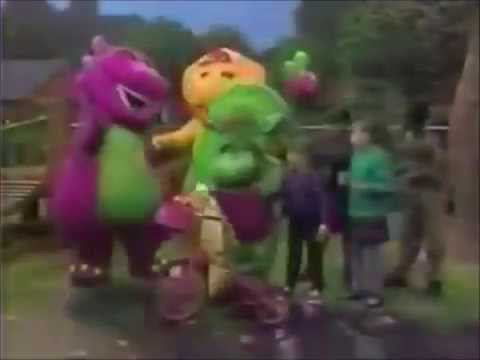 Barney & Friends: I Can Be A Firefighter! (Season 3, Episode