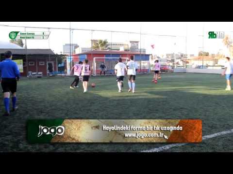 Genel Energy - Real İzmir FC / İZMİR/ iddaa Rakipbul Ligi 2015 Açılış Sezonu
