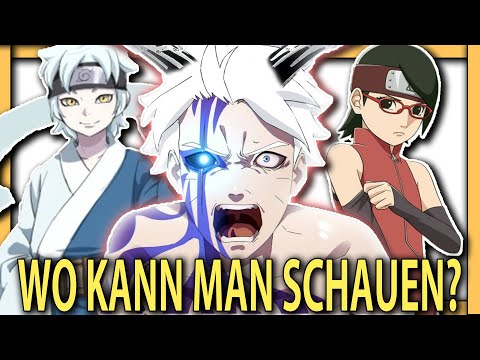 "Wo Kann Man ""BORUTO: Naruto Next Generation"" Legal Schauen? 