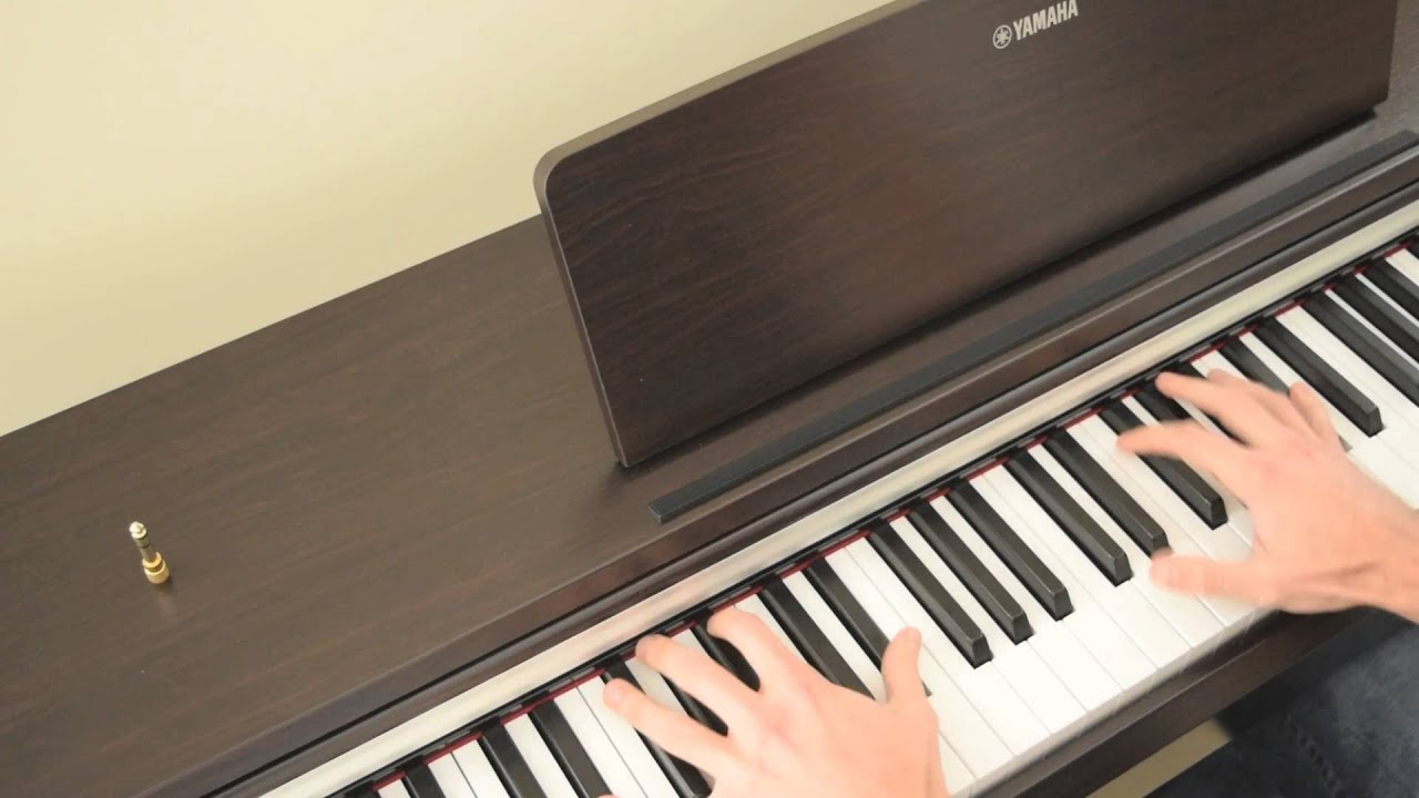 how to play adele all i ask on piano