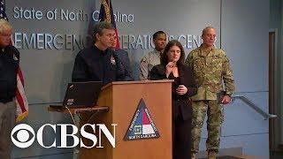 Watch Live: North Carolina Gov. Roy Cooper gives update on Florence | September 17, 2018