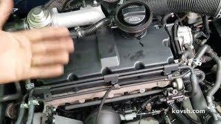 Как определить: дизель троит, или это вибрация маховика? VW Golf IV 1.9d, AJM
