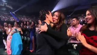Marc Anthony gana Canción del Año por su sencillo 'Vivir mi vida' en los Billboard 2014.