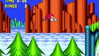 [TAS] Genesis Knuckles in Sonic the Hedgehog 2 by Zurggriff in 17:41.85