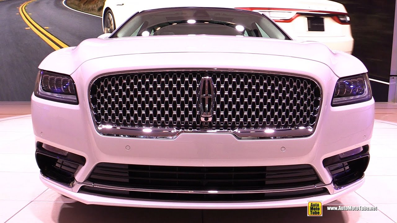 2017 lincoln continental exterior and interior - 2017 lincoln continental interior ...
