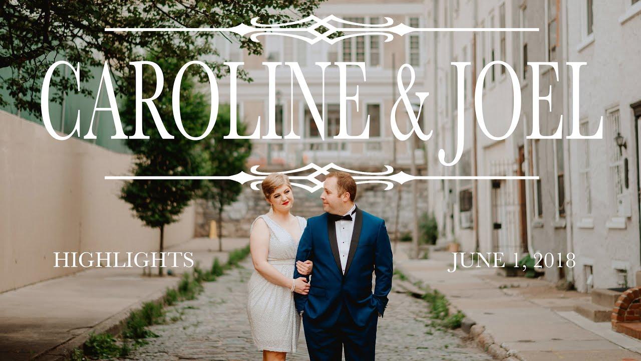 Caroline & Joel Highlights